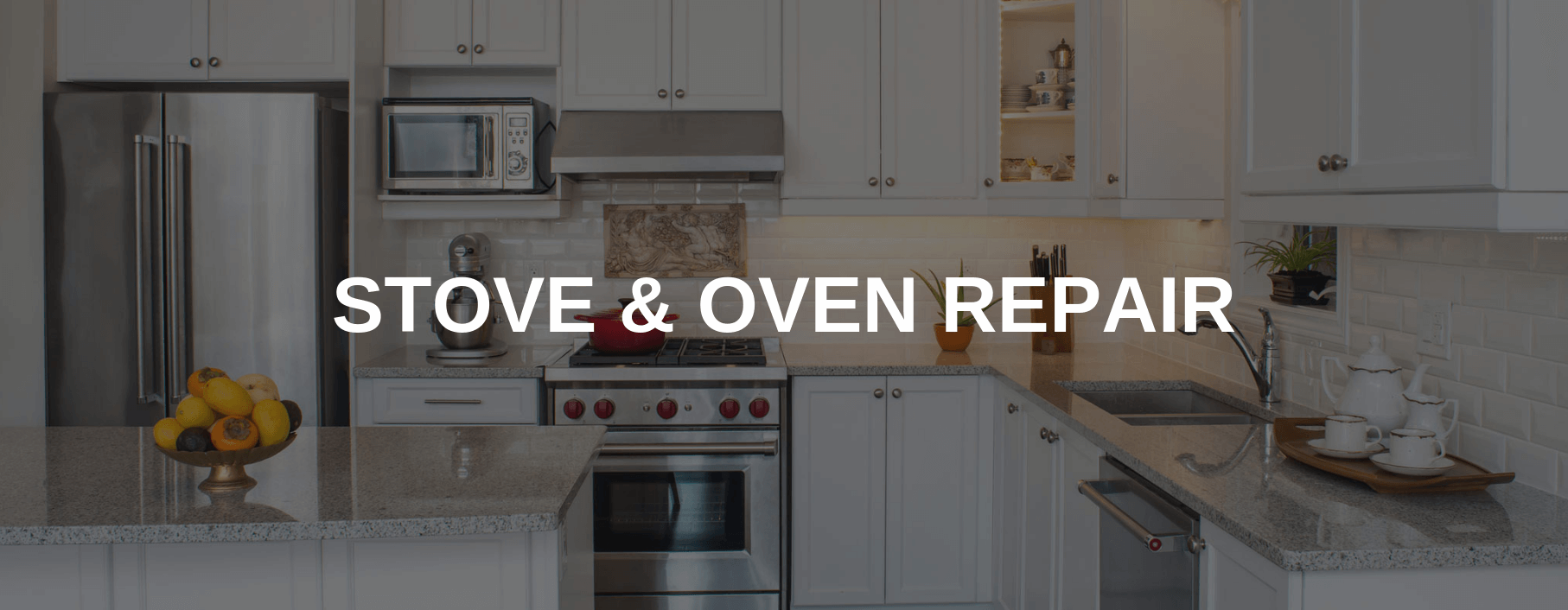 stove repair hartford